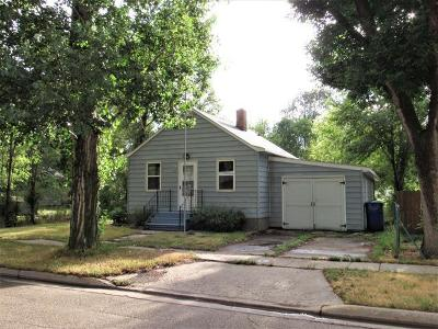 Beulah, Hazen Single Family Home For Sale: 305 2nd Avenue SW