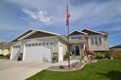 Bismarck Single Family Home For Sale: 618 Walter Way