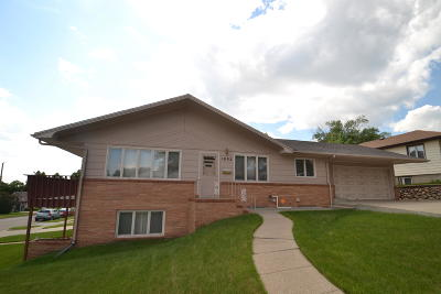 Bismarck Single Family Home For Sale: 1602 N 18th Street