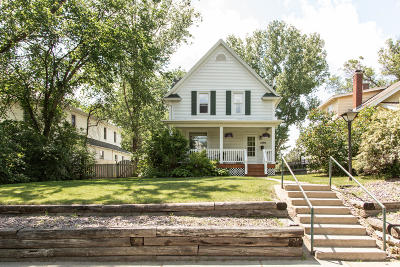 Bismarck Single Family Home For Sale: 1006 N 4th Street