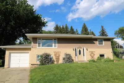 Bismarck Single Family Home For Sale: 816 W Capitol Avenue