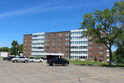Bismarck Condo/Townhouse For Sale: 1111 1 Street #3f