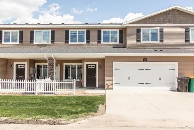 Bismarck Condo/Townhouse For Sale: 4353 Cumberland Loop