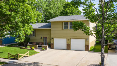 Bismarck Single Family Home For Sale: 1644 Cologne Drive