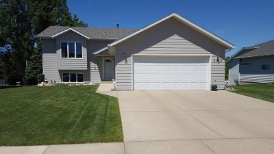 Mandan Single Family Home For Sale: 1012 16th Street SE