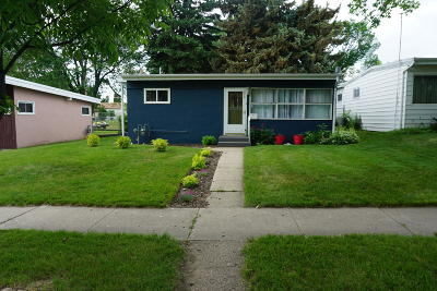 Bismarck Single Family Home For Sale: 1218 N 13th Street