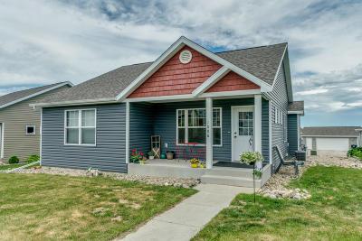 Bismarck Single Family Home For Sale: 1006 Bremner Avenue
