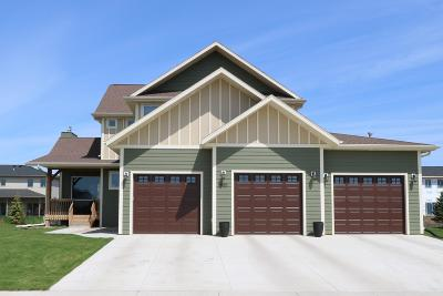Bismarck Single Family Home For Sale: 800 Calypso Drive