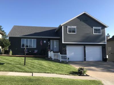Bismarck Single Family Home For Sale: 2409 Grant Dr