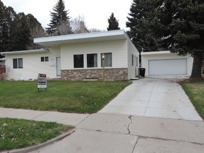 Bismarck Single Family Home For Sale: 817 Crescent Lane