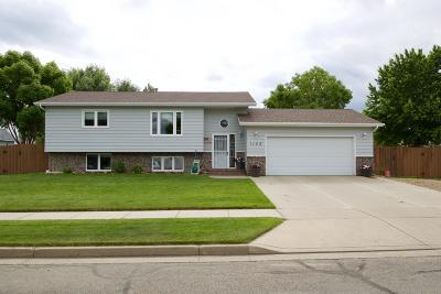 Mandan Single Family Home For Sale: 1105 Whitman Road SE