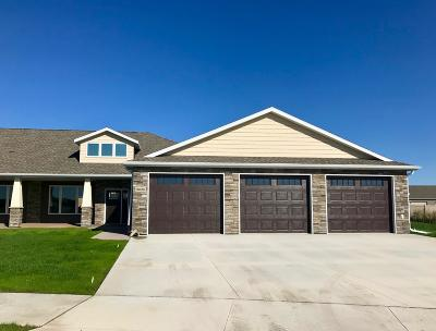 Mandan Single Family Home For Sale: 3638 Gale Circle SE