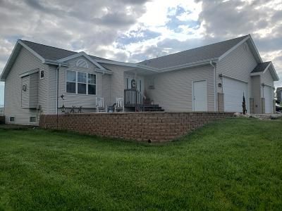 Bismarck Single Family Home For Sale: 3916 Southridge Lane