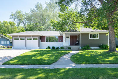 Bismarck Single Family Home For Sale: 1064 C W
