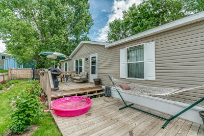 Bismarck Single Family Home For Sale: 4308 Claridge Loop