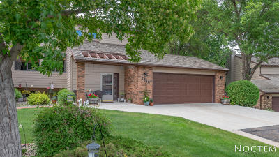 Bismarck Single Family Home For Sale: 2616 Divide Avenue