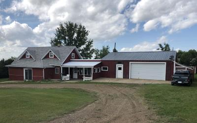 Elgin ND Single Family Home For Sale: $77,700
