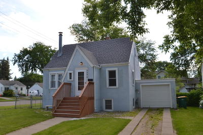 Bismarck Single Family Home For Sale: 723 16th Street