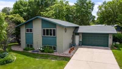 Bismarck Single Family Home For Sale: 1516 Oakland Drive