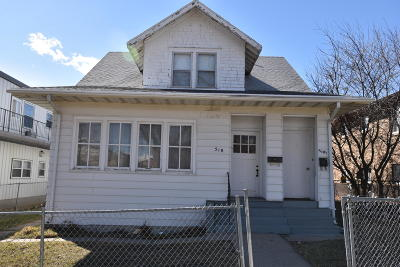 Bismarck Single Family Home For Sale: 518 N 8th Street