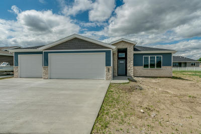 Bismarck Single Family Home For Sale: 408 Santa Fe Avenue
