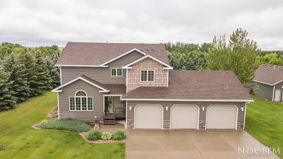 Bismarck Single Family Home For Sale: 7350 Hightop Lane