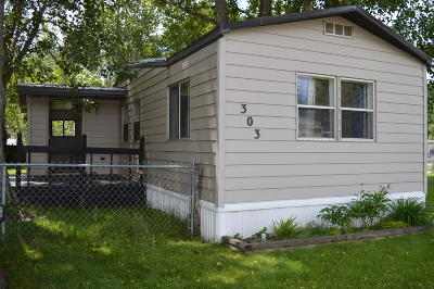Bismarck ND Single Family Home For Sale: $27,000