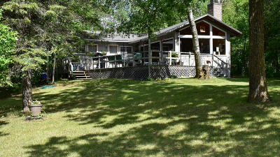 Single Family Home For Sale: 6 Mckay Island