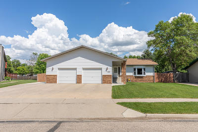 Bismarck Single Family Home For Sale: 1681 Cologne Drive