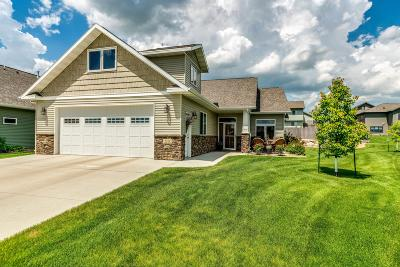 Bismarck Single Family Home For Sale: 2818 Edgewood Circle