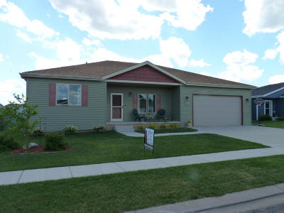Bismarck ND Single Family Home For Sale: $288,700