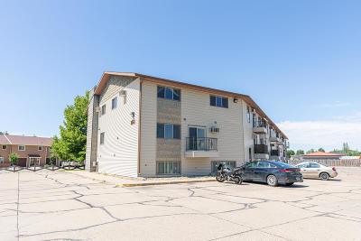 Bismarck Condo/Townhouse For Sale: 1112 Portland Drive #203