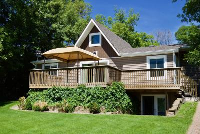 Single Family Home For Sale: 418 River Road