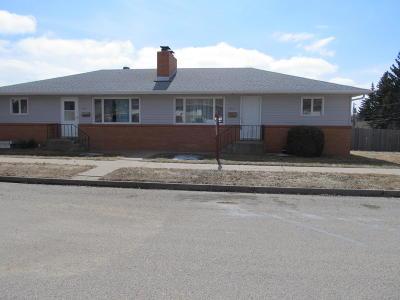 Bismarck Single Family Home For Sale: 1717 Porter Avenue