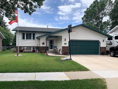 Bismarck Single Family Home For Sale: 1669 Wichita Drive