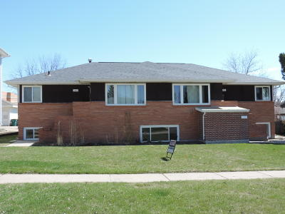 Bismarck Single Family Home For Sale: 1109 N 18th Street