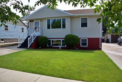 Bismarck Single Family Home For Sale: 1317 N 14th Street