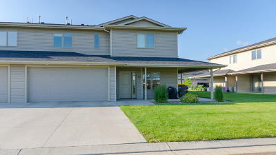 Bismarck Single Family Home For Sale: 800 Compass Lane