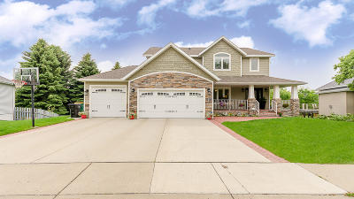 Bismarck Single Family Home For Sale: 1725 Montego Drive