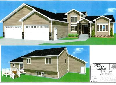 Bismarck Single Family Home For Sale: 1306 Round Top Road