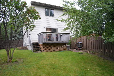 Bismarck Single Family Home For Sale: 3808 Montreal Street