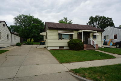 Bismarck Single Family Home For Sale: 911 Curtis Street