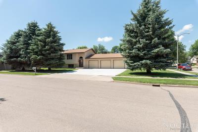Bismarck Single Family Home For Sale: 1804 Reno Drive