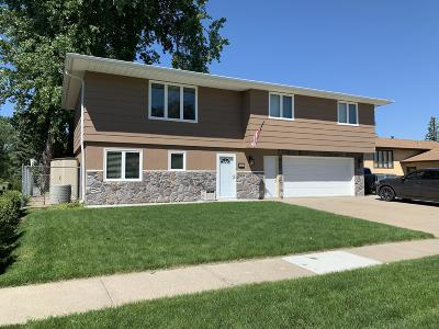 Bismarck Single Family Home For Sale: 632 Birchwood Drive