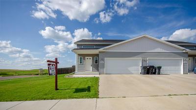 Mandan Single Family Home For Sale: 4722 Corvette Street NW