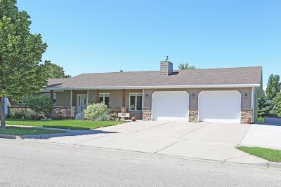 Bismarck Single Family Home For Sale: 602 Buckskin Avenue
