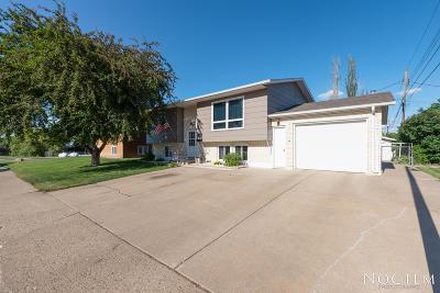 Mandan Single Family Home For Sale: 1306 2nd Avenue NW