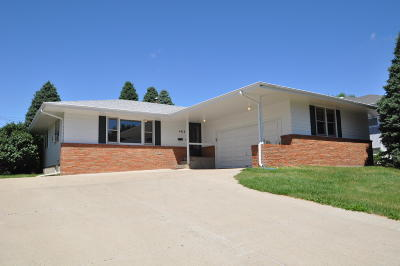 Bismarck Single Family Home For Sale: 1412 21 Street