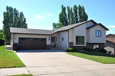 Mandan Single Family Home For Sale: 1801 12th Avenue SE