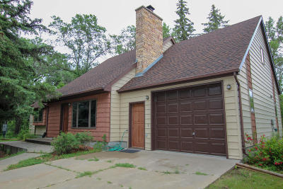Bismarck Single Family Home For Sale: 8700 Apple Creek Road